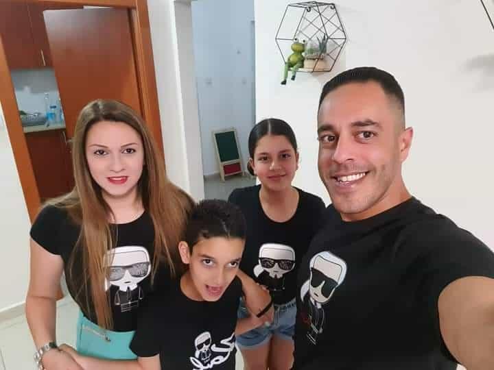 תמונה משפחתית ענבל צוקרון דמרי