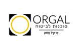 לוגו - אורגל